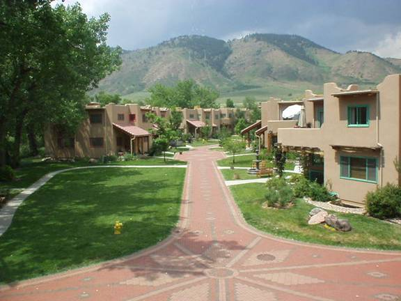 homes in harmony village in golden colorado
